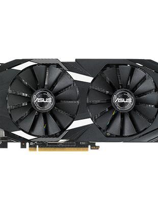 Видеокарта ASUS Radeon RX 580, 8GB GDDR5 (DUAL-RX580-O8G)