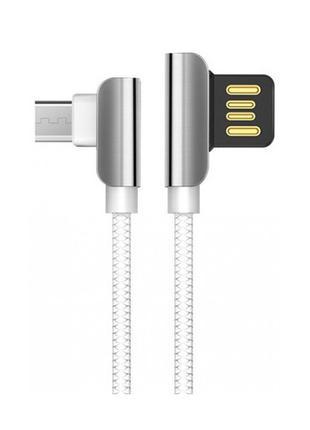 Кабель USB 2.0 Micro - 0.5 м Baseus cafule Cable USB 2.4A Red+...