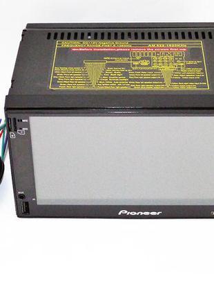 Автомагнитола 2din Pioneer FY6511 GPS, 4Ядра, 16Gb ROM, 1Gb RAM