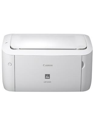 Принтер Canon LBP-6000 (Відмінний стан, відмінна друк, картрид...