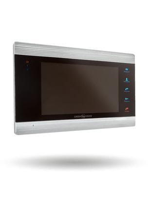Кольоровий AHD відеодомофон Green Vision GV-055-AHD-J-VD7SD si...