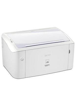Принтер Canon LBP-3010 (хороший стан, відмінна друк, картридж ...