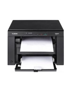 МФУ лазерное Canon MF3010 (принтер/копир/сканер) черное + 2шт ...