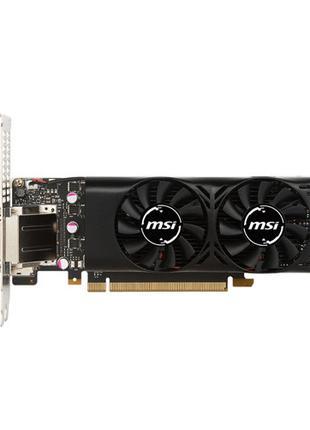 Видеокарта MSI GeForce GTX 1050 Ti 4GT LP (nVidia GTX1050Ti/Du...