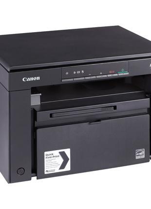 МФУ лазерное Canon MF3010 (принтер/копир/сканер) черное, печат...