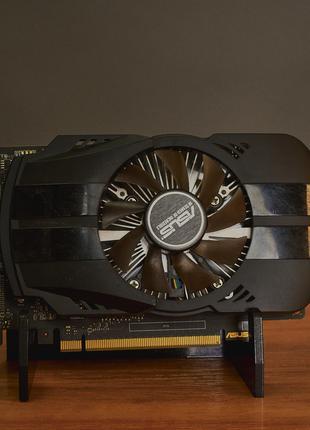 Видеокарта GTX 1050 2GB Asus Phoenix (PH-GTX1050-2G) Б/У