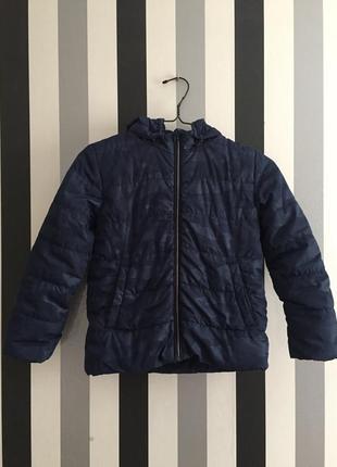 Зимняя демисезонная куртка name it