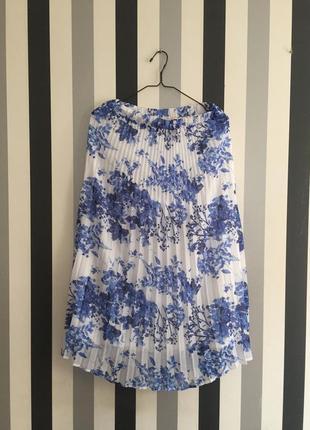 Красивейшая плиссированная юбка