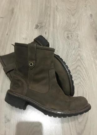 Сапожки ботинки женские timberland 37,5