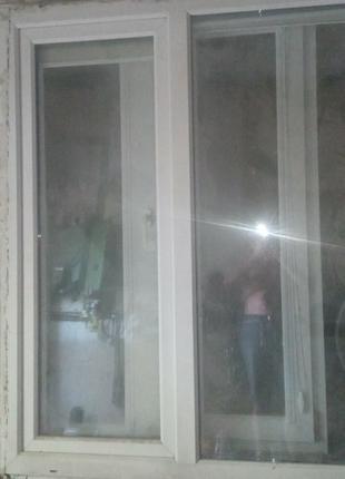 Окна металлопластиковые.