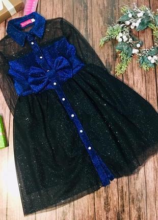 Шикарное нарядное платье. супер подарок к рождеству!