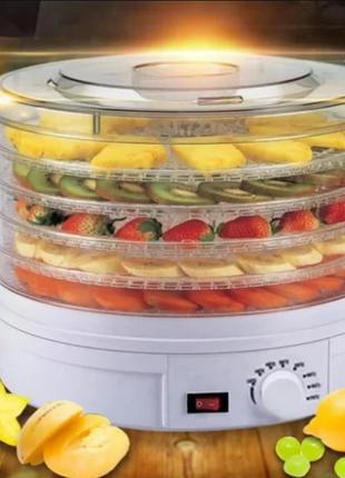 Сушильный аппарат сушилка для фруктов , овощей и прочих продук...