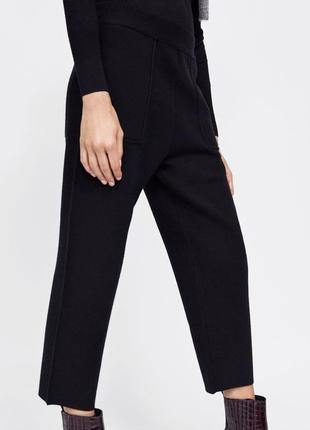 Трикотажные брюки от zara