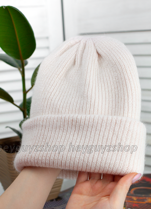 !!!распродажа!!! шапка женская ангоровая зимняя теплая с подво...