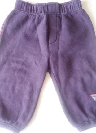 """Теплые спортивные брюки """"tomas"""" для маленького мальчика"""