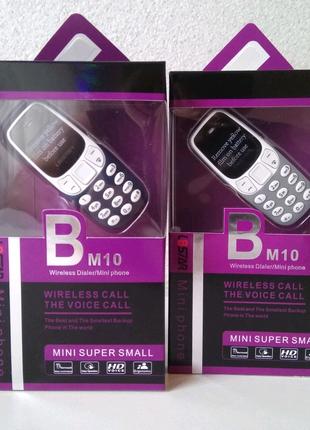 Мини-телефон L8star BM10 2sim/ nokia 3310 mini