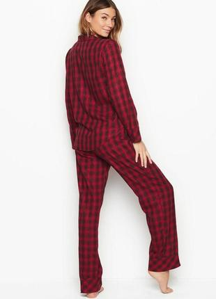 Фланелевая пижама victoria's secret🍁