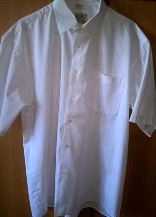 Рубашка с коротким рукавом majester