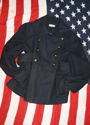 Короткое пальто от topshop