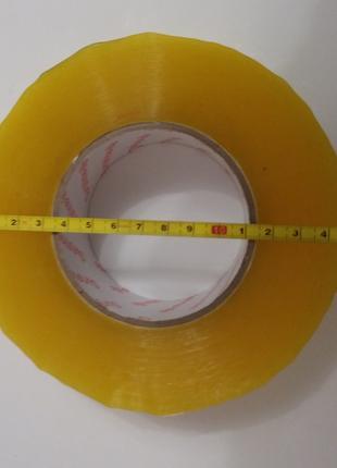 Скотч упаковочный усиленный 1000м (М10) 48 микрон