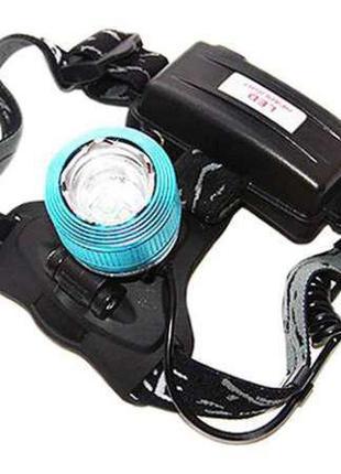Налобный фонарь Bailong Police Bl-2199-T6