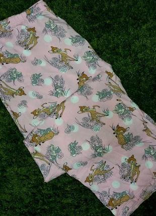 Легкие штаны для дома 20-22 размер, евро 48-50