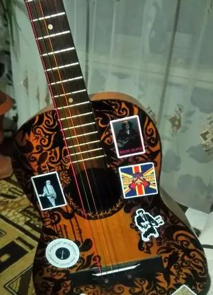 Гитара+чехол+струны