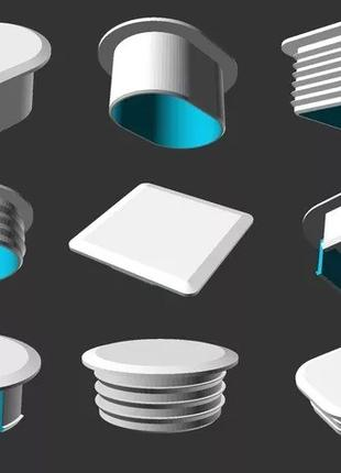 Заглушки для мебели