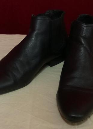 """Ботинки мужские кожаные"""" челси"""""""