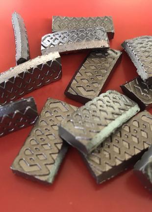 Алмазные сегменты Chetak для сверления железобетона.
