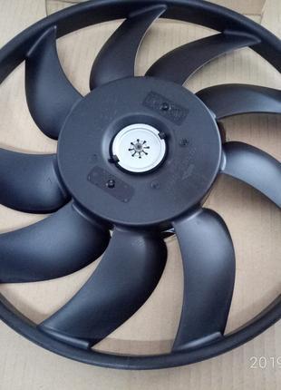 Вентилятор охлаждения радиатора VOLKSWAGEN CRAFTER 2006-2016
