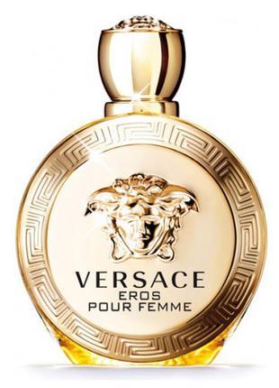 Versace Eros Версаче Ерос Туалетна вода 100 мл Нова Оригінал