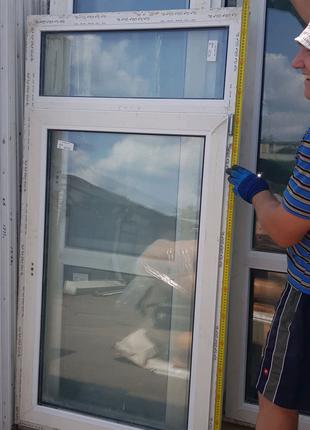 Металопластикові вікна(продаж,монтаж,вивіз,регулювання)