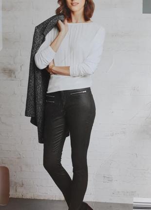 Очень стильные штаны джинсы высокая посадка бренда boutique ге...