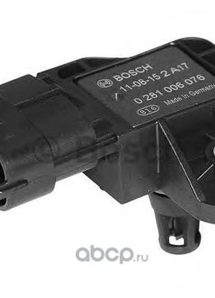 0281006076 Bosch Датчик давления наддува