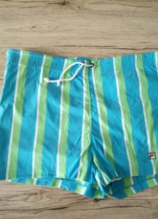 Брендовые шорты для плавания
