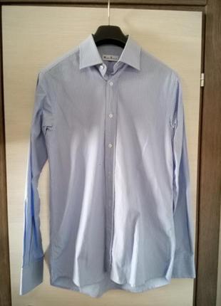 Хлопковая рубашка из италии