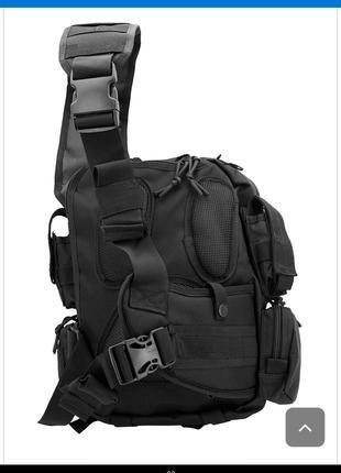 Тактическая рюкзак-сумка американской компании Lost Woods
