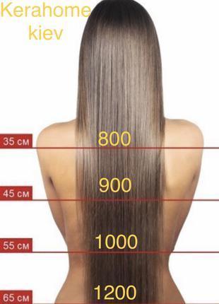 Кератиновое выпрямление волос Киев