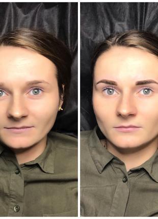 Татуаж перманентный макияж