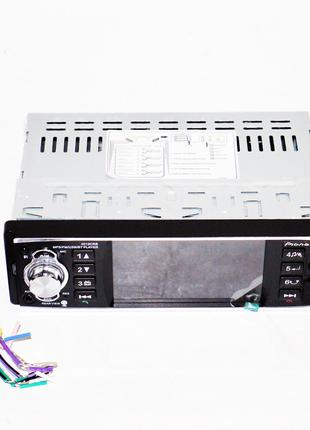 "Автомагнитола Pioneer 4019 ISO - экран 4,1"", DIVX, MP3, USB, SD"