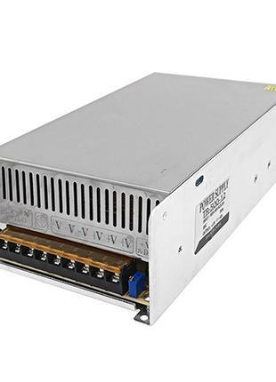 Блок питания BIOM TR-500 500Вт 12В 41А Металл IP20 Стандарт