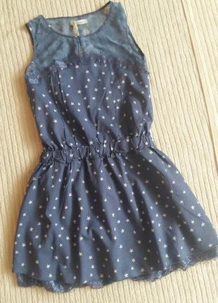 Платье/сарафан Gaialuna (Италия) на 10-11 лет (размер 146)