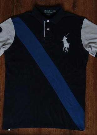 Мужское поло polo by ralph lauren