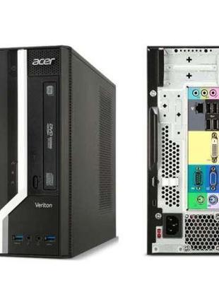 Системный блок ACER VERITON X2632G-SSF-Intel Core i3-4160-3.6G...