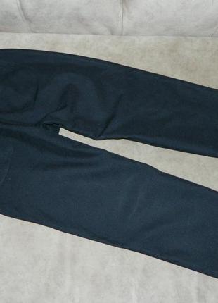 Штаны брюки чёрные лёгкие на мальчика подростка 8-9 лет.