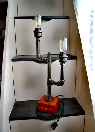 Декоративный лофт-светильник