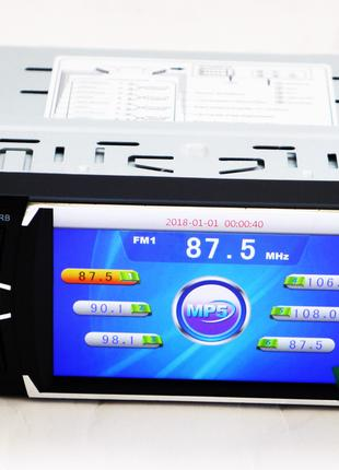 Автомагнитола Pioneer 4038 ISO экран 4,1'' DIVX, MP3, USB, SD