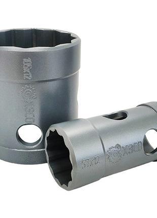 Ступичный ключ усиленный (12-гранный) 85мм (ХЗСО) WHS1285