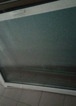 Продам металлопластиковые окна БУ